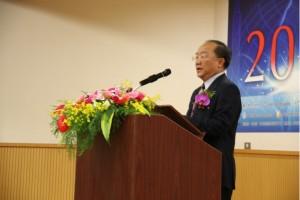 台灣競爭力論壇理事長 彭錦鵬