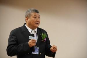 台灣競爭力論壇執行長 謝明輝